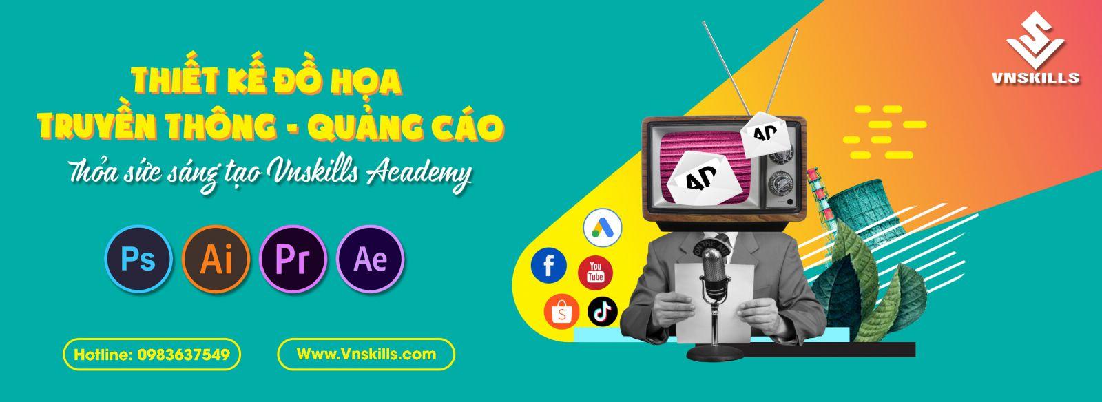 Khóa học Thiết kế đồ họa truyền thông quảng cáo