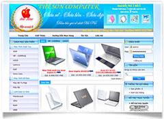 Đồ án thiết kế web bán hàng máy tính