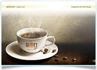 Bộ nhận diện thương hiệu  công ty Boncafe Việt Nam - Đào Bích Phượng K12G91