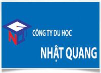 Bộ nhân thương hiệu công ty du học Nhật Quang - Nguyễn Viết Hữu K12G81
