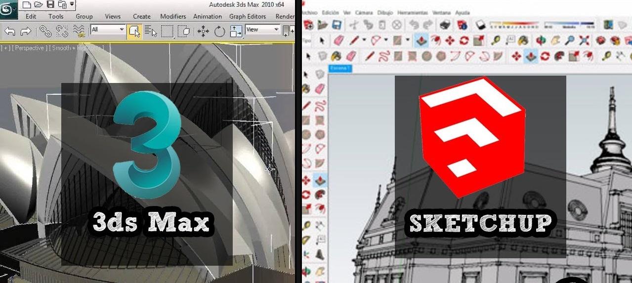 Một số phần mềm thiết kế đồ họa 3d mà bạn cần lưu ý nếu làm trong ngành thiết kế nội thất