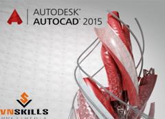 Một số tính năng mới của phần mềm Autodesk AutoCad 2015