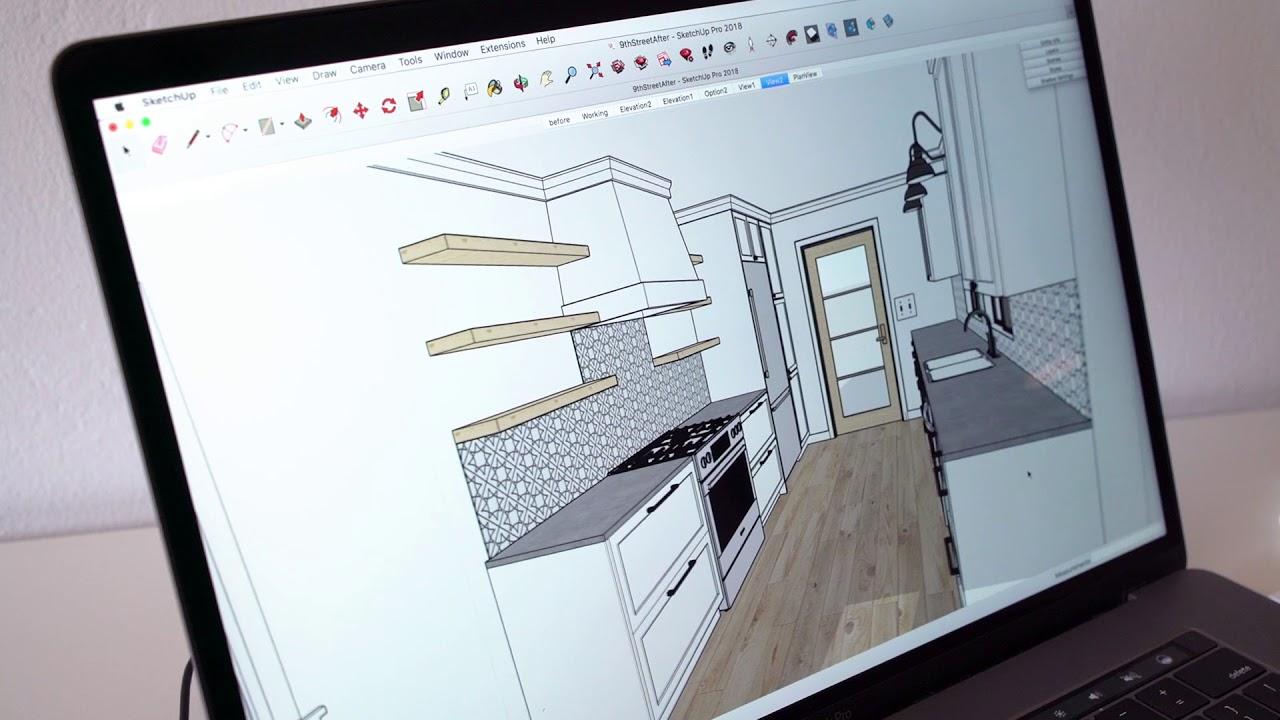 Mẹo học thiết kế nội thất với 3d max dành cho người lười