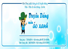Rạng ngời nữ sinh duyên đáng màu áo xanh tại đại học bách khoa Hà Nội